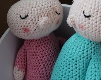 Crochet Sleepy Buddy