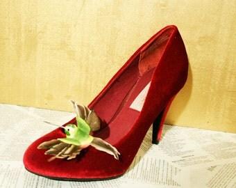 HUMMINGBIRD Shoe Clips Shoe Accessories