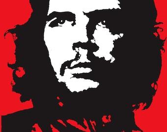 "Viva Che 1968 Poster Print 36x24"". Pop Art, Vintage Art, Retro Art, Fine Art Print, Che Guevara, Che Guevara Poster, Poster Art, Icon."