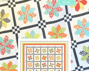 County Fair quilt pattern by Fig Tree Quilts