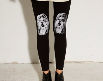 Wowch Limited Edition SHIH TZU Leggings