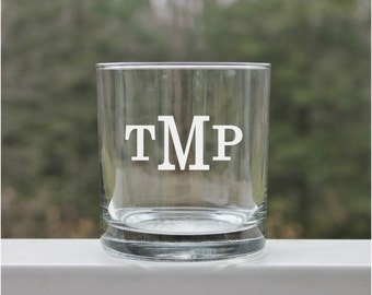 personalized whiskey glasses, monogram whiskey glass, whiskey glasses, etched whiskey glass, whiskey glass personalized, monogram whiskey