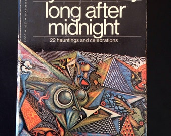 Vintage Book - Long After Midnight by Ray Bradbury