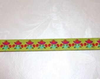 2 m of flower Ribbon