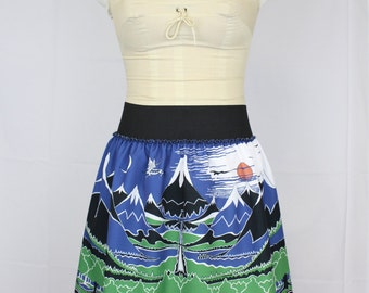 The Hobbit Panoramic Cover Costume skirt