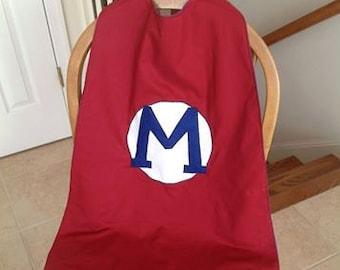 Personalized cape