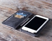 iPhone 7 Case - Personalized, iPhone 7 PLUS, iPhone 6, etc. See Listing for Details, iPhone Wallet Case, Leather iPhone Wallet Case #055
