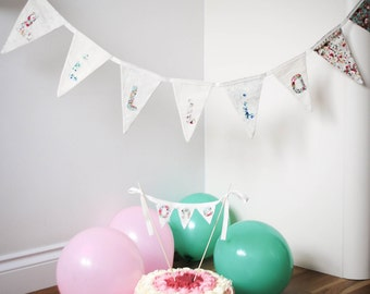 Personalised Bunting Set