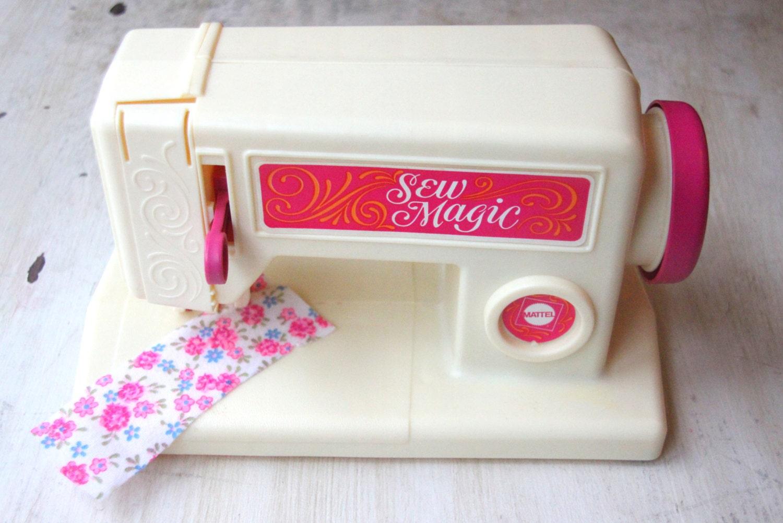 magic sewing machine