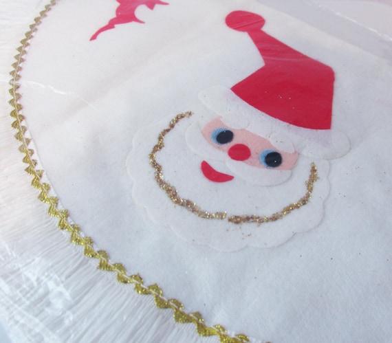 Eatons Retro Santa Reindeer Trim A Home Christmas Decor