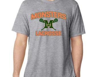 Monsters Lacrosse t-shirt