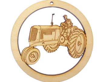 Personalized Farmer Ornament - Farmer Gifts - Gift for Farmer - Farmer Christmas Ornaments