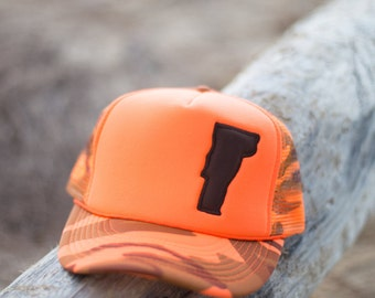 Vermont Trucker Hat Extra Shipping