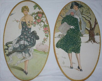 Large Cardboard Wall Decor French Fashion Free ship from France