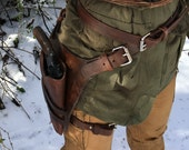 Lara Croft Rise of Tomb Raider Revolver Drop Leg Holster