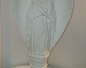 Hispanic Standing Angel