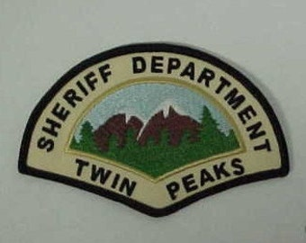 Twin Peaks Patch Bundle