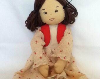 Doll handmade