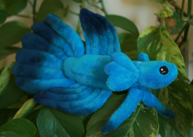 Multi colored betta fish for Toys for betta fish
