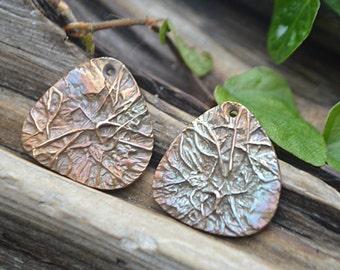 Roots- Handmade Bronze Components