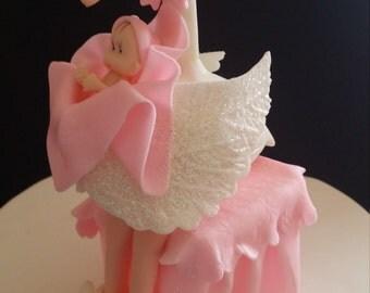 Baby Shower Cake Decor, Stork Decorations, Baby Shower Stork, Stork Centerpieces, Boys Baby Shower, Blue Stork Topper, Pink Stork Topper