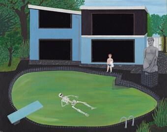 Death Pool  * Original by Angela Dalinger