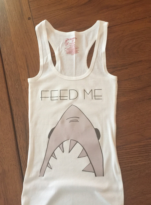 Shark tank top for Shark tank t shirt printing