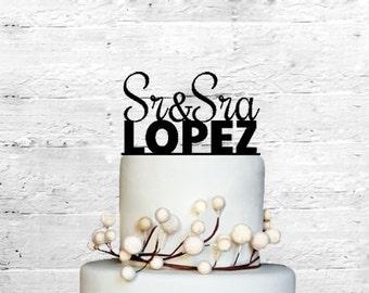 Disney Wedding Cake Topper Custom Wedding Cake By CoralMintDesign