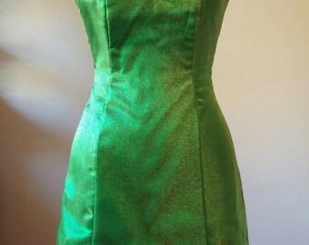 Handmade Tinkerbell costume, Peter Pan inspired costume