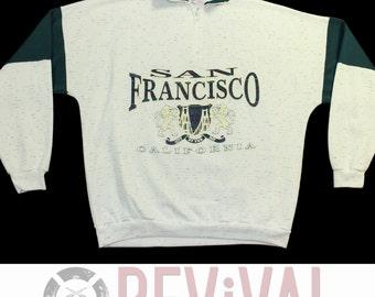 Vintage San Francisco Pullover ~~~~~~ Size XL
