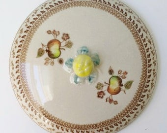 Johnson Brothers Fruit Sampler Replacement Lid Replacement China Dish Cover