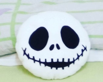 Jack Skellington nightmare before christmas pillow