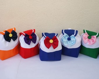 Sailor Moon Inspired Backpack: Any Sailor Scout!