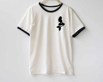 Mermaid Shirt Little Mermaid Shirt TShirt T-Shirt T Shirt Tee