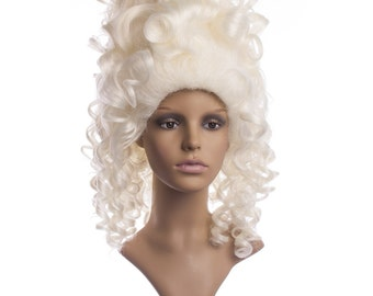 Wig Marie Antoinette Blonde, Very high! Gorgeous