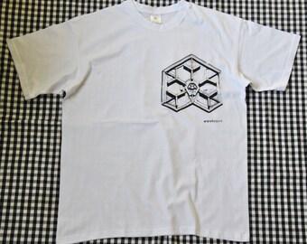Tshirt // Fleury-Mérogis Prison // Size L