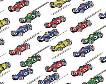 Colorful Race Car Tissue Paper #421 / Boy, Man Birthday tissue / gift wrap
