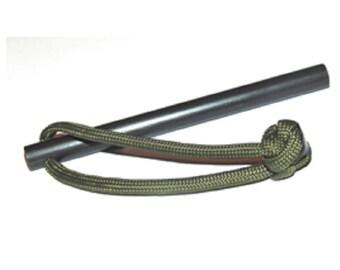 Fire Steel Fire Starter - 100mm by 8mm diameter - Firestarter, Firesteel