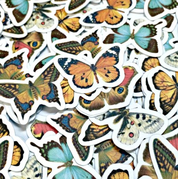 Confetti - Butterflies,Butterfly Confetti,Wedding Confetti,Garden Wedding,Baby Shower Confetti,Birthday Confetti,Butterfly Die Cut Confetti