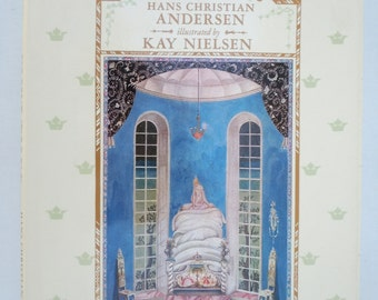 Kay Nielsen Fairy Tales by Hans Christian Andersen Hardcover Book