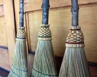 Sweeper Broom with Maple Handle