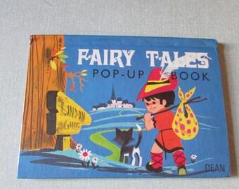 1974 Fairy Tales pop-up children's book