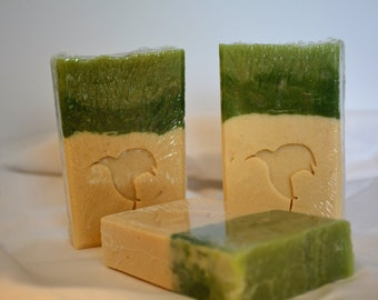 Fresh Bamboo Handmade Soap