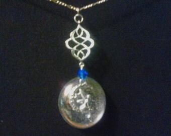 Fairy & Moonstone Pendant