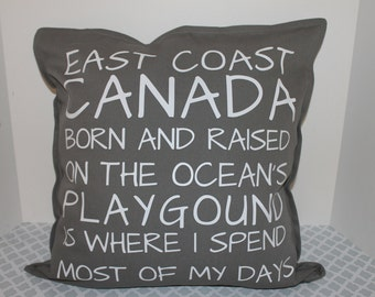 East Coast Pillow