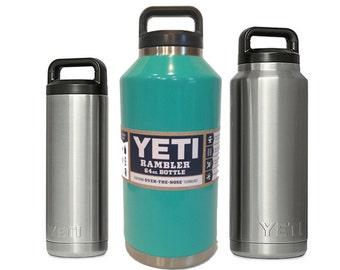 64 oz Powder Coated Bottle - Choose your Color - Powder Coated  Water Bottle -   Bottle 64 oz - 64 oz bottle
