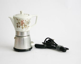 Girmi Vintage Electric Coffee Maker / Coffee Pot - Made in Italy