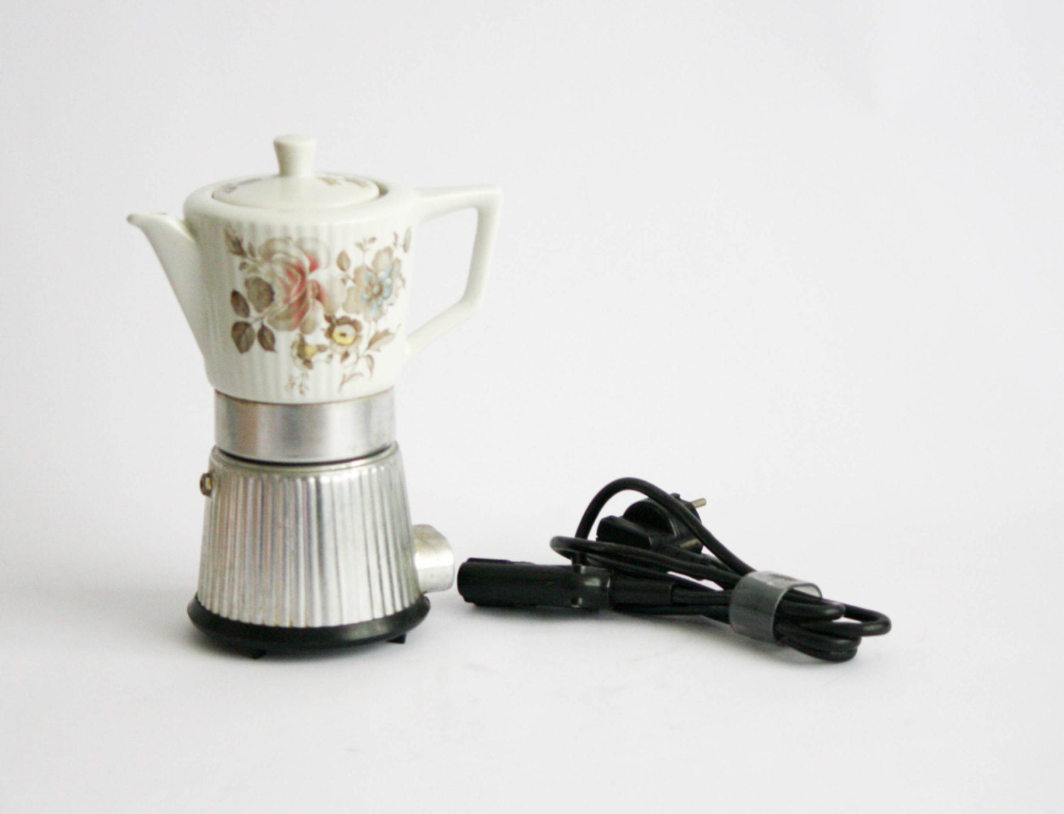 Electric Coffee Maker Invented : Girmi Vintage Electric Coffee Maker / Coffee Pot Made in