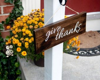 Decorative Front Porch Sign Holder