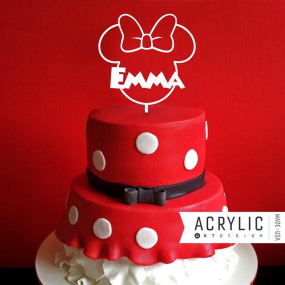 mickey ears wedding cake topper minnie mouse cake topper birthday mickey ears mickey 17351